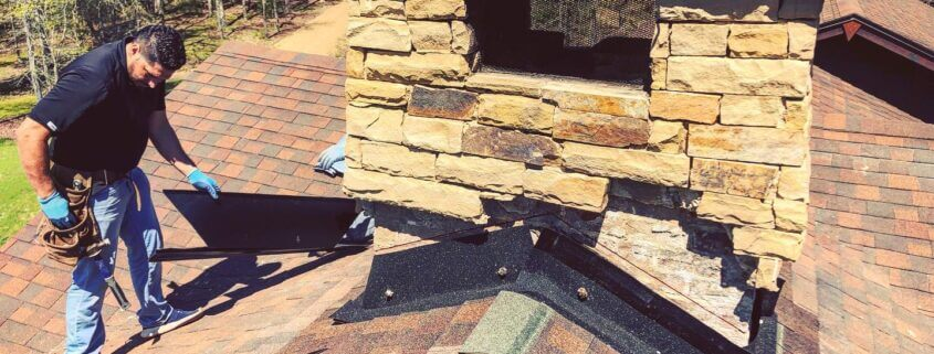 shingle repair in Charlotte NC