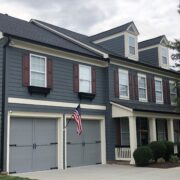 Siding Installation and Replacement Services by Steele Restoration in Charlotte NC and Greenville SC areas. Contact us today!
