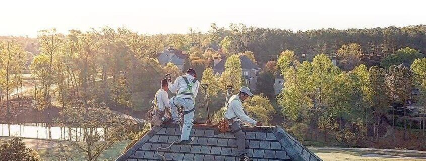 Services by Steele Restoration include roofing, siding, gutter, storm restoration by a licensed contractor in Charlotte NC, and Greenville SC areas.